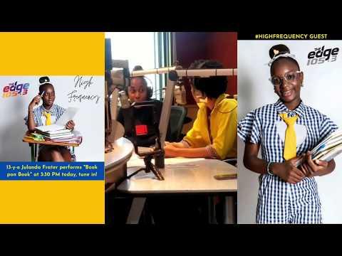 Edge 105.3 FM | JULANDA & Latonya Style | High Frequency with Alaine