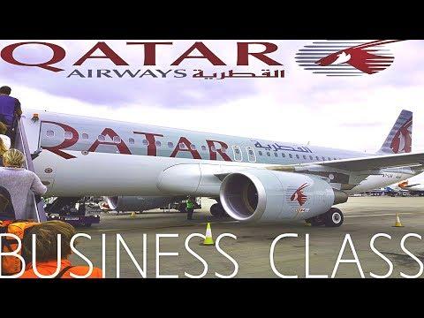 Qatar Airways Business Class Flying for British Airways Strike 2017