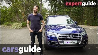 audi Q5 2019 review: 50 TDI