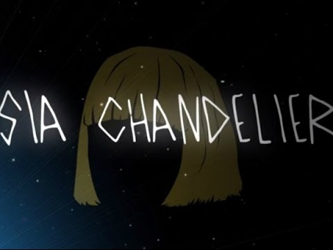 Sia - Chandelier Subtitulado en Español (Letra) - YouTube