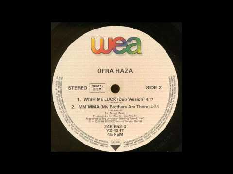 Ofra Haza - Wish Me Luck (Dub Version)