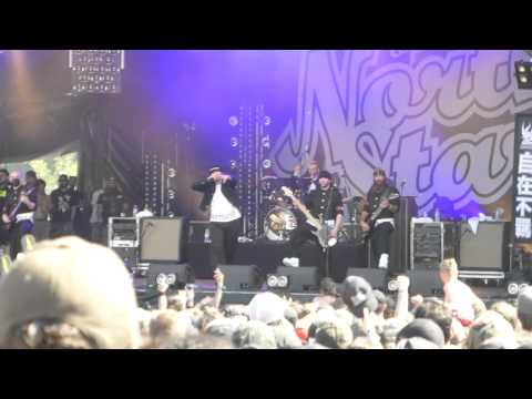 Rise Of The Northstar - Again And Again (live at Hellfest 2015)