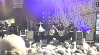 Скачать Rise Of The Northstar Again And Again Live At Hellfest 2015