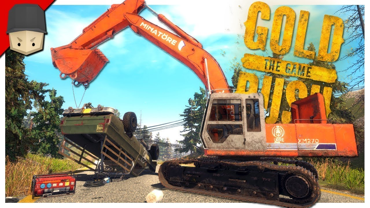 Gold Rush The Game Dmax