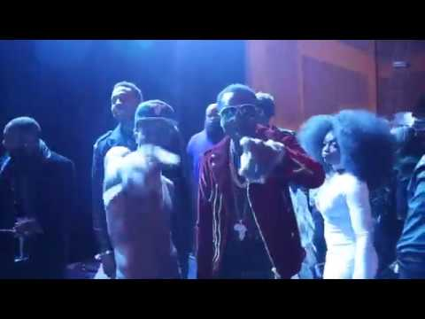 DC Young Fly Stand Up Roast Session Chicago On New Years with Lil Duval Bulls