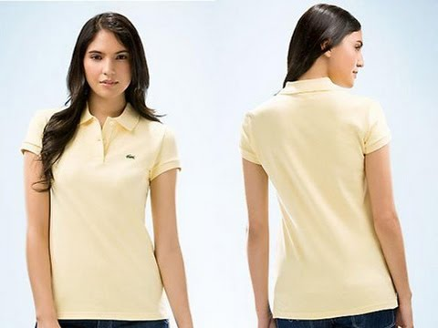 Womens Polo Shirts - YouTube 18bb6236d52d
