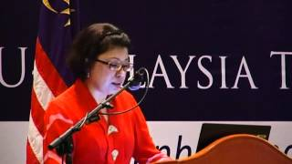 EU-Malaysia Trade & Investment Forum 2012, (Part 2 of 4)
