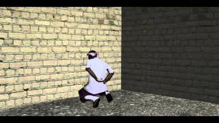 Autodesk 3ds Max [ANIMATION] - Gta San Andreas