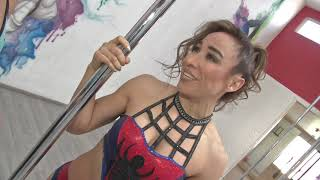POLE FITNESS RECORD GUINNESS