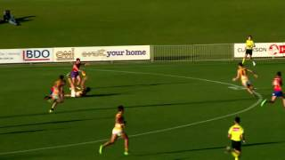 McDonald's WAFL Round 21 Top 10 Plays