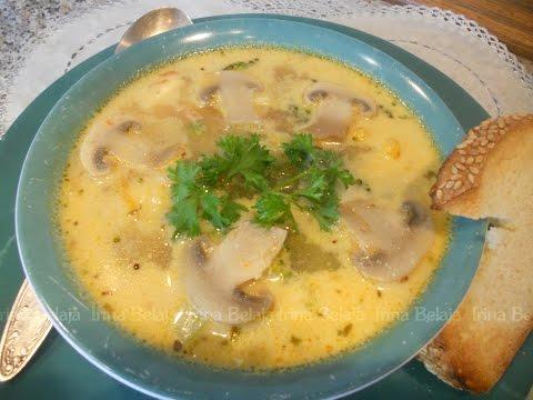 Супы простые и вкусные на