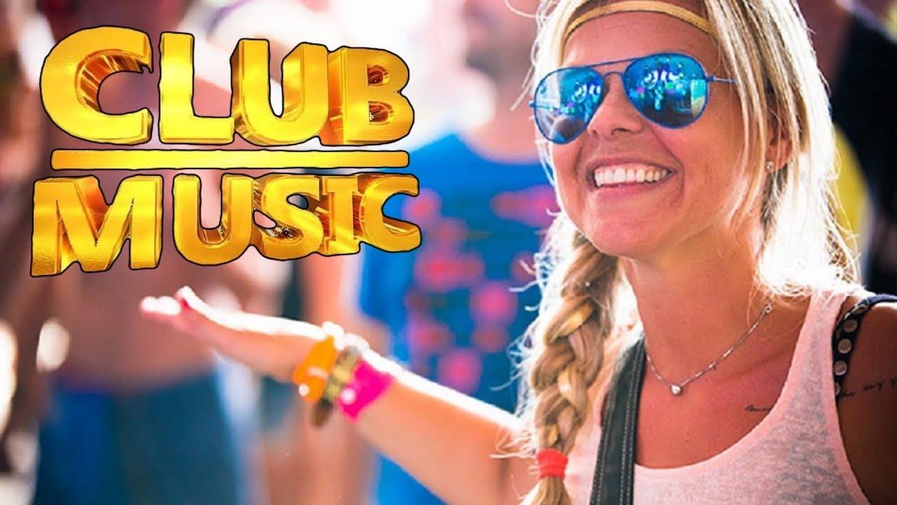 Клубняк Клубная Электронная Музыка 2019 IBIZA PARTY DJ MIX Bass Boosted