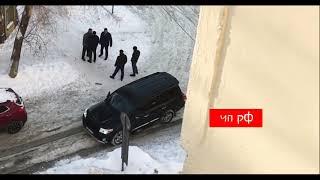 ЧП в центре Самары мужчины расстреляли собак и их хозяина-инвалида