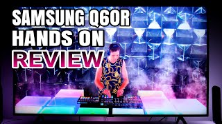 Samsung Q60R Hands on Review