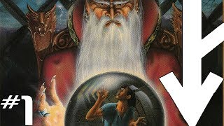 King's Quest III: To Heir Is Human - Part 1: Manannan