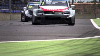 Marrakech Preview - Citroën WTCC 2014