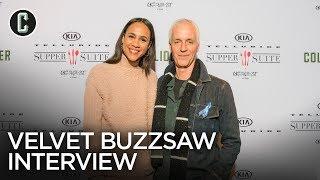 Velvet Buzzsaw: Dan Gilroy and Zawe Ashton Interview