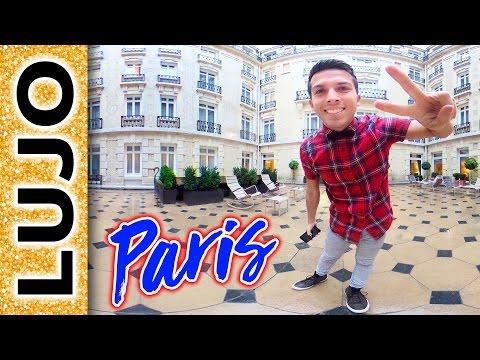 VIAJES DE LUJO   HOTEL Le Claridge en París ★
