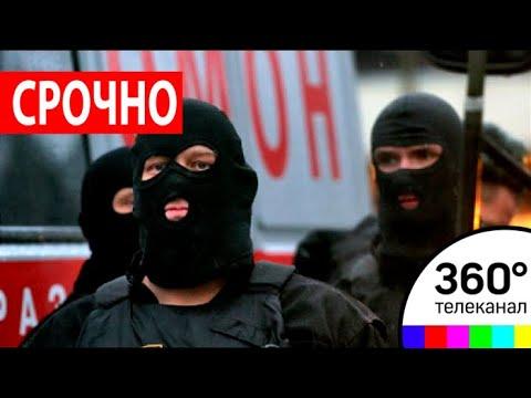 К ТЦ 'Москва' стягивают ОМОН