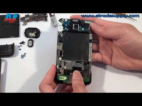 How to take apart/tear down HTC Inspire 4G