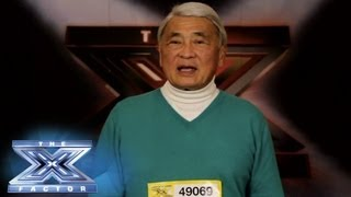 Yes, I Made It! Alvin Ing - THE X FACTOR USA 2013