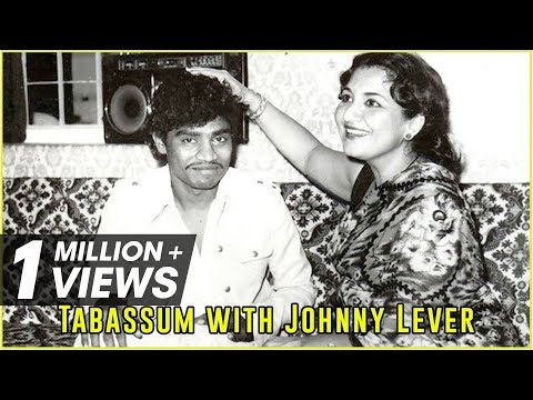 Johnny Lever | The King of Comedy and Tabassum | Tabassum Talkies