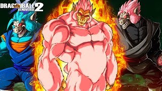 GREAT APE GOKU BLACK! Limit Breaker Super Saiyan Rose Oozaru | Dragon Ball Xenoverse 2
