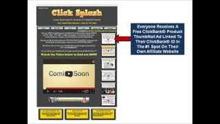How Click Splash Works To Drastically Increase Your ClickBank Earnings