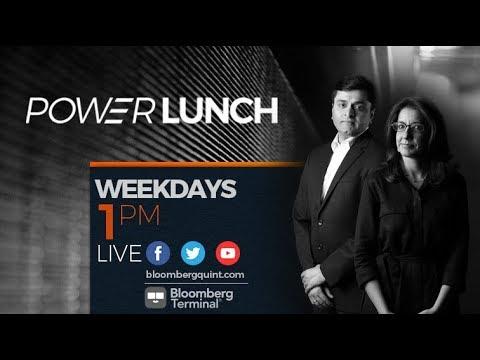 Power Lunch: 22 September 2017