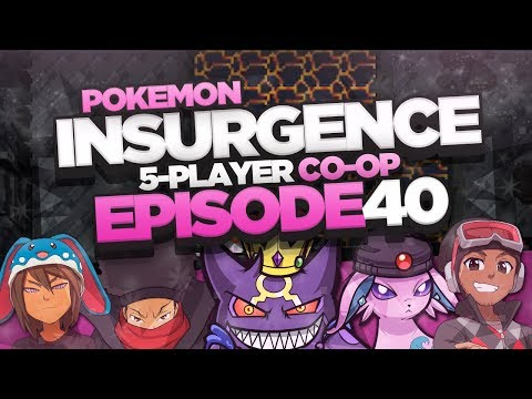 "Pokémon Insurgence 5-Player Randomized Nuzlocke - Ep 40 ""ANOTHER TWIT ANIME ARC"""