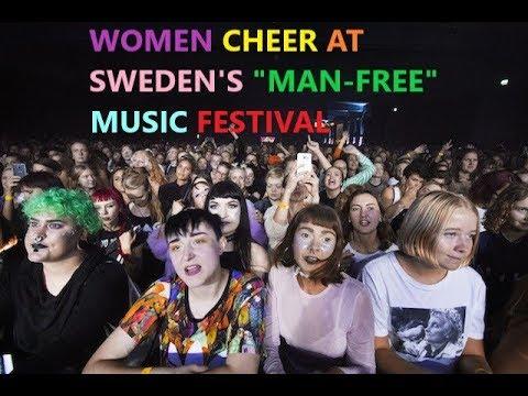 "SWEDEN'S ""MAN FREE"" MUSIC FESTIVAL Mp3"