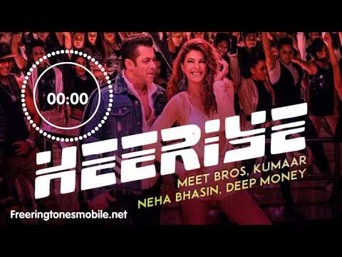 Heeriye Song   Race 3 Ringtone  Best Bollywood Ringtones  ringtonefreedownloadnet