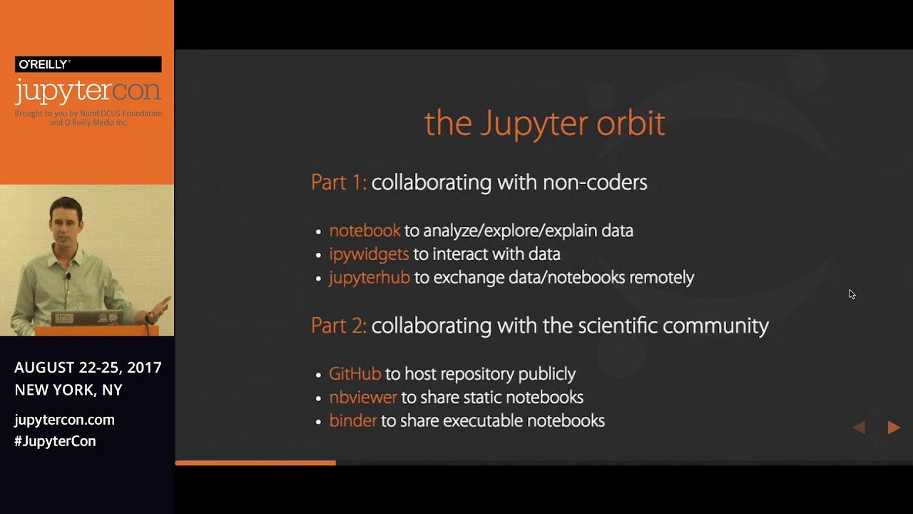 Image from How Jupyter Makes Experimental and Computational Collaborations Easy