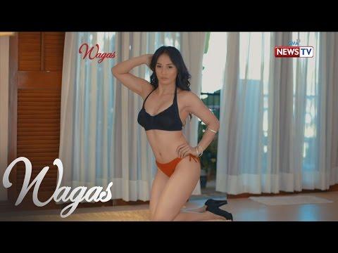 Wagas: Ang pagsikat ni Francine Prieto bilang sexy star