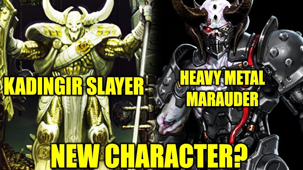 NEW Doom Eternal Content Drop! New Character, Skins And More! thumbnail