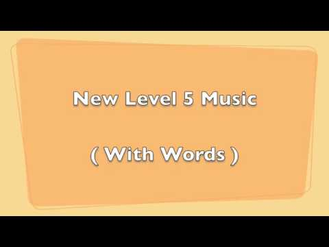 New Level 5 Music With Words