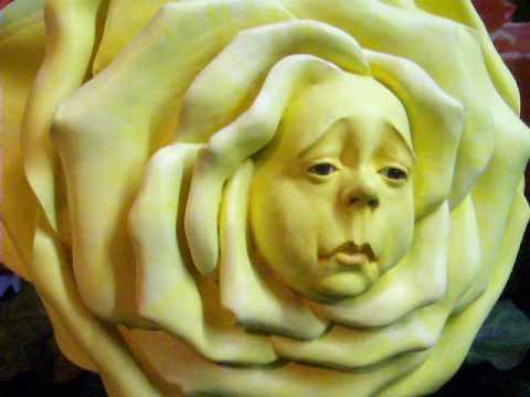 """Alice in Wonderland: Touring Exhibit """"The Flower Garden"""