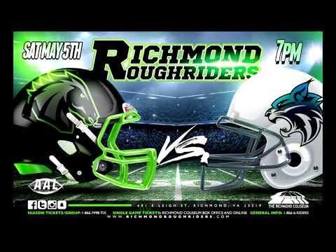 Peach State Cats Vs Richmond RoughRiders