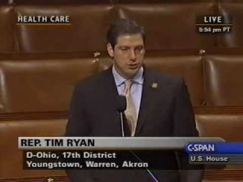 Rep. Tim Ryan: This health care bill is as American as apple pie