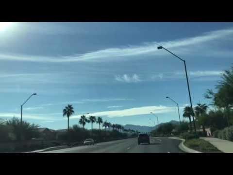 Driving in Avondale, AZ