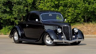 1936 Ford 3-Window FOR SALE / 136485
