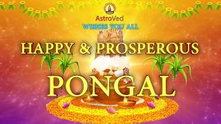 AstroVed Wishes You all a Happy and Prosperous Pongal 2020