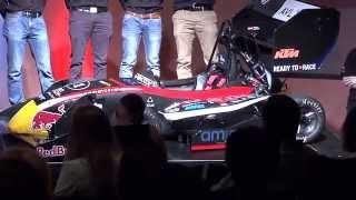 TU Graz Racing Team Roll Out 2015 Livestream thumbnail