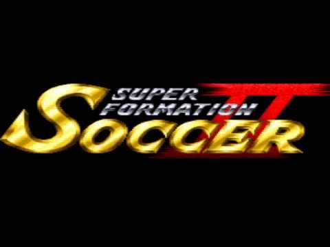 Super Formation Soccer 2 : England Theme