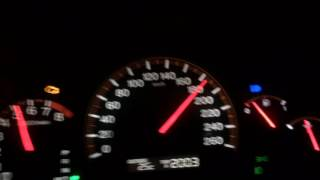 honda accord 2.4 0-240 acceleration