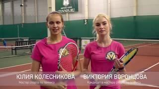 Тренировка детей 3-5 лет по системе Tennis 10s в Tennis.ru