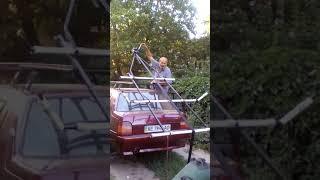 Багажник для лодки