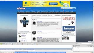 Roblox Google Chrome hack!