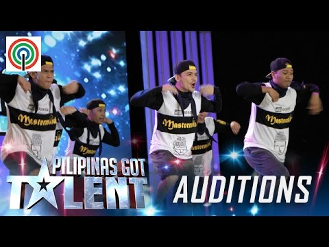 Pilipinas Got Talent Season 5 Auditions: Mastermind – Dance Group