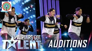 Download Video Pilipinas Got Talent Season 5 Auditions: Mastermind - Dance Group MP3 3GP MP4